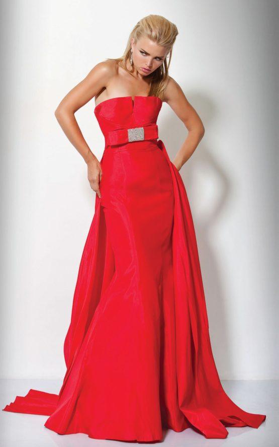71436(J) suknia wieczorowa