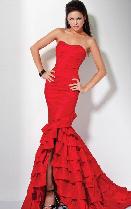 8310(J) suknia balowa