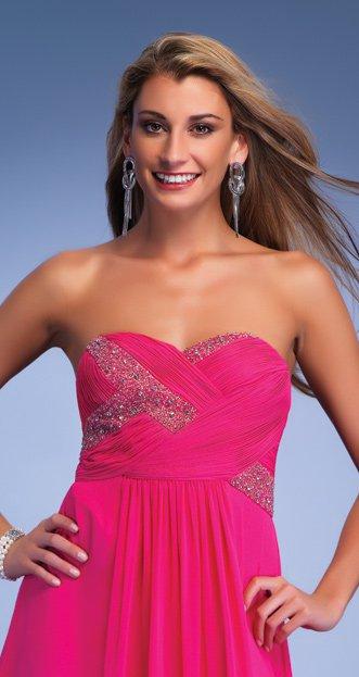 6453 suknia - Suknie wieczorowe