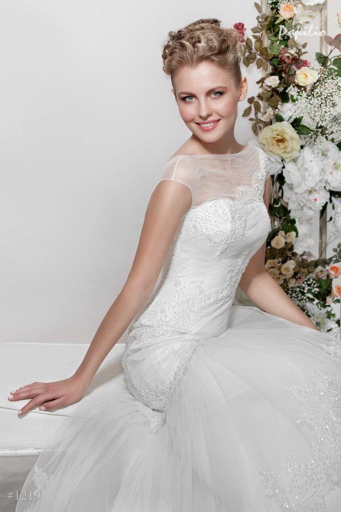 1219 suknia ślubna - Suknie ślubne