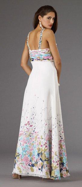 5407 suknia wieczorowa - Suknie wieczorowe