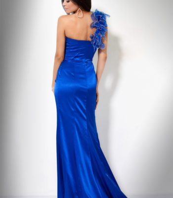 17485(J) suknia balowa