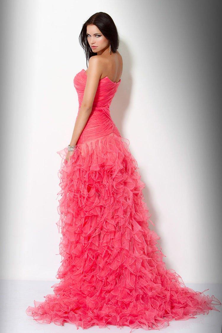 7333(J) suknia balowa - Suknie wieczorowe