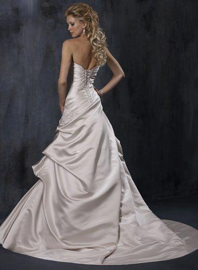 Carrie suknia ślubna - Suknie ślubne