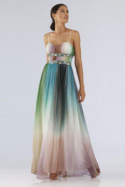 4982 suknia wieczorowa