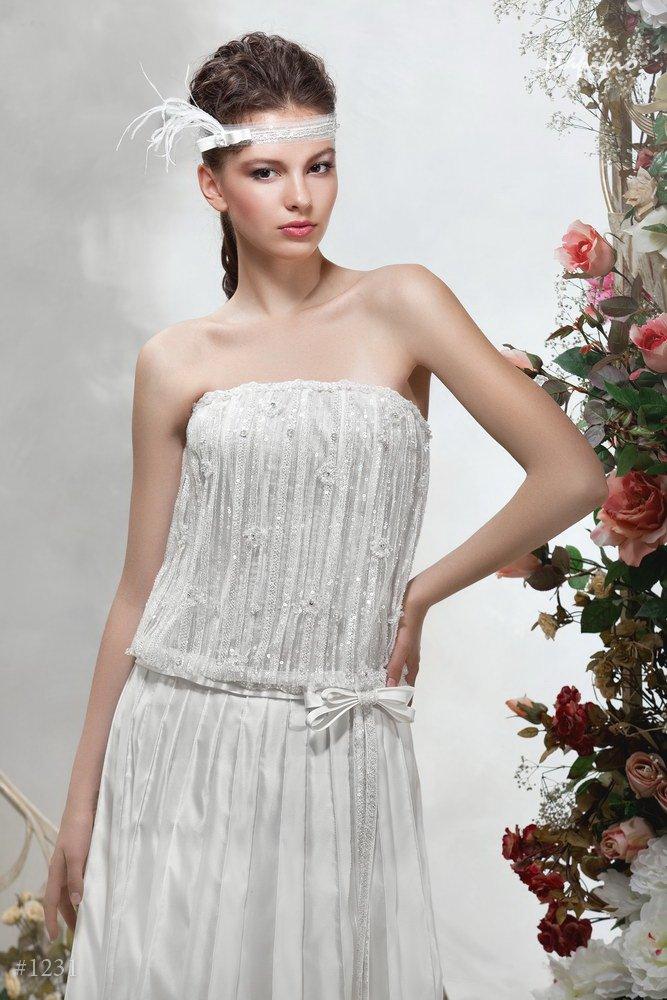 1231 suknia ślubna - EMPIRE