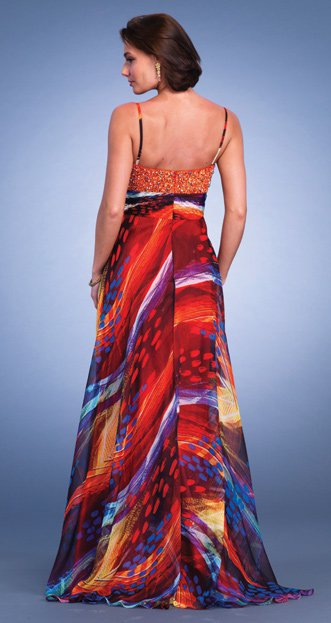 6467 suknia - Suknie wieczorowe