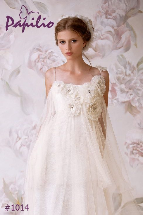 Suknia ślubna 1014 - EMPIRE
