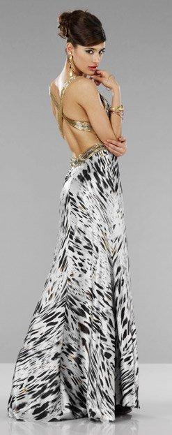 4648 suknia - Suknie wieczorowe