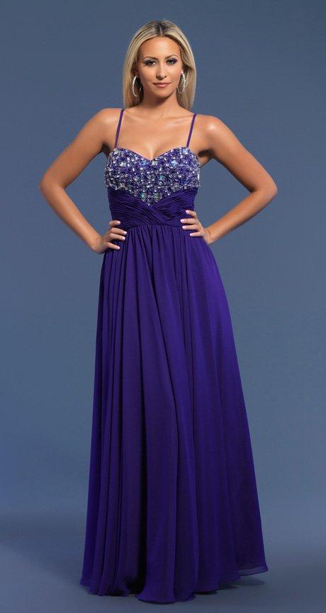 Suknia wieczorowa 7053