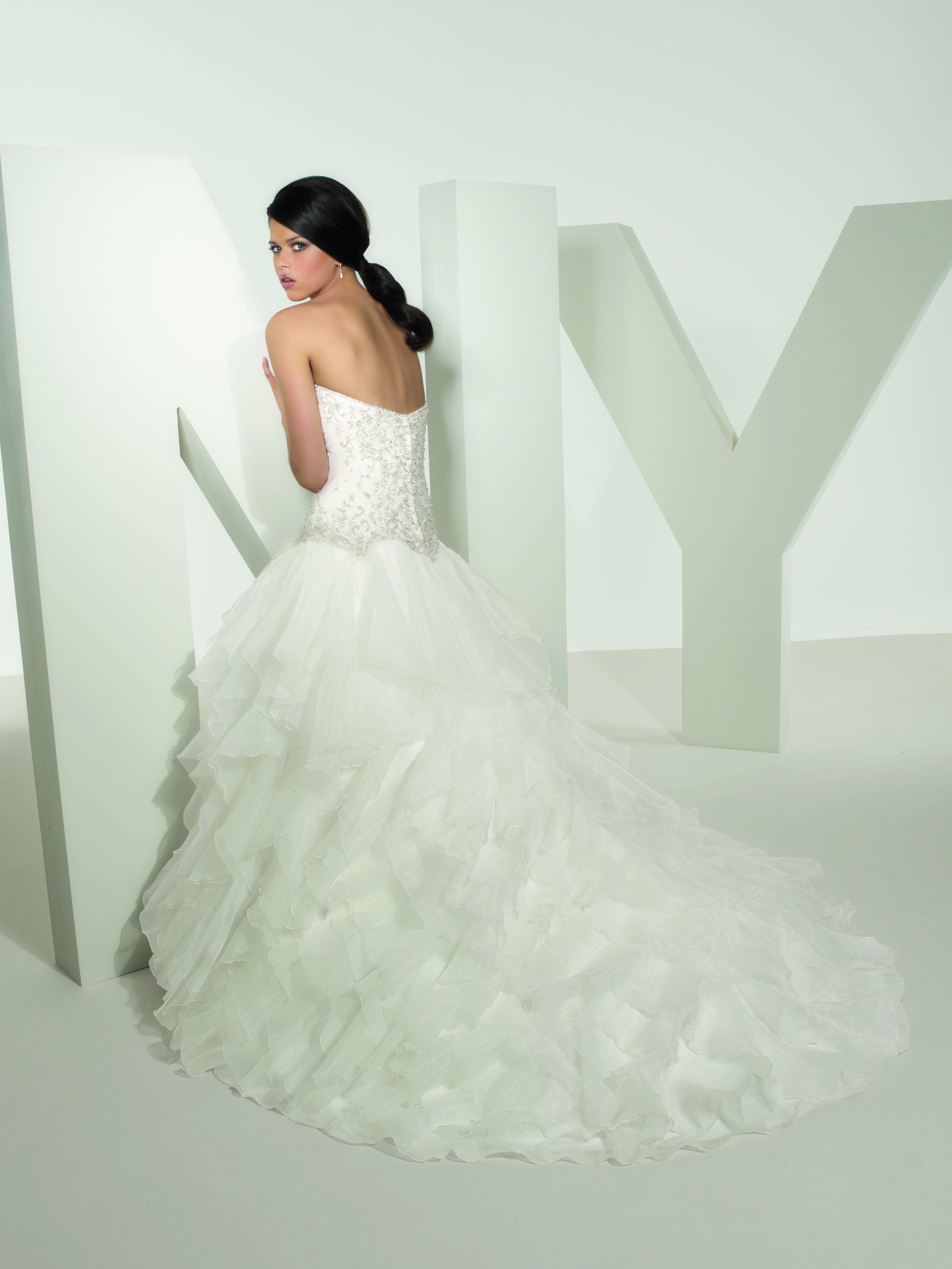 36014 suknia ślubna - Suknie ślubne