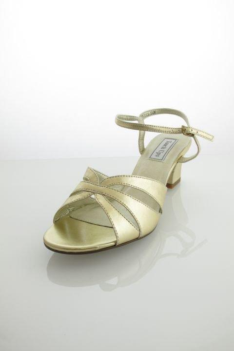 buty wieczorowe MONACO  GOLD