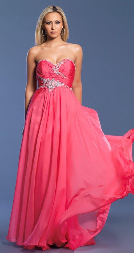 6669 sukienka balowa