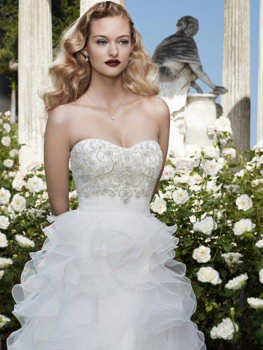 2068 suknia ślubna - Suknie ślubne