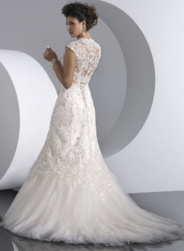 SSM5206B suknia ślubna - Suknie ślubne