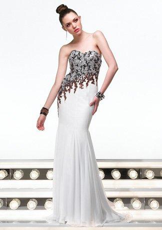 6327 suknia wieczorowa