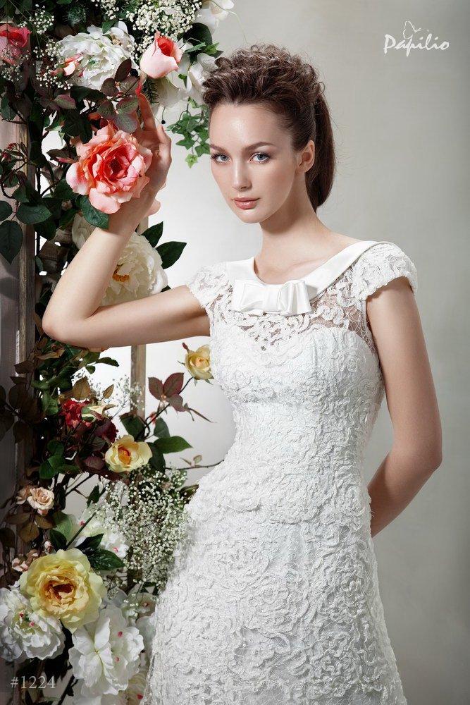 1224 suknia ślubna - EMPIRE