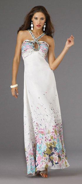 5407 suknia wieczorowa