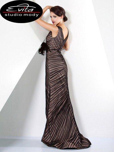 171341(J) sukienka balowa - Suknie wieczorowe