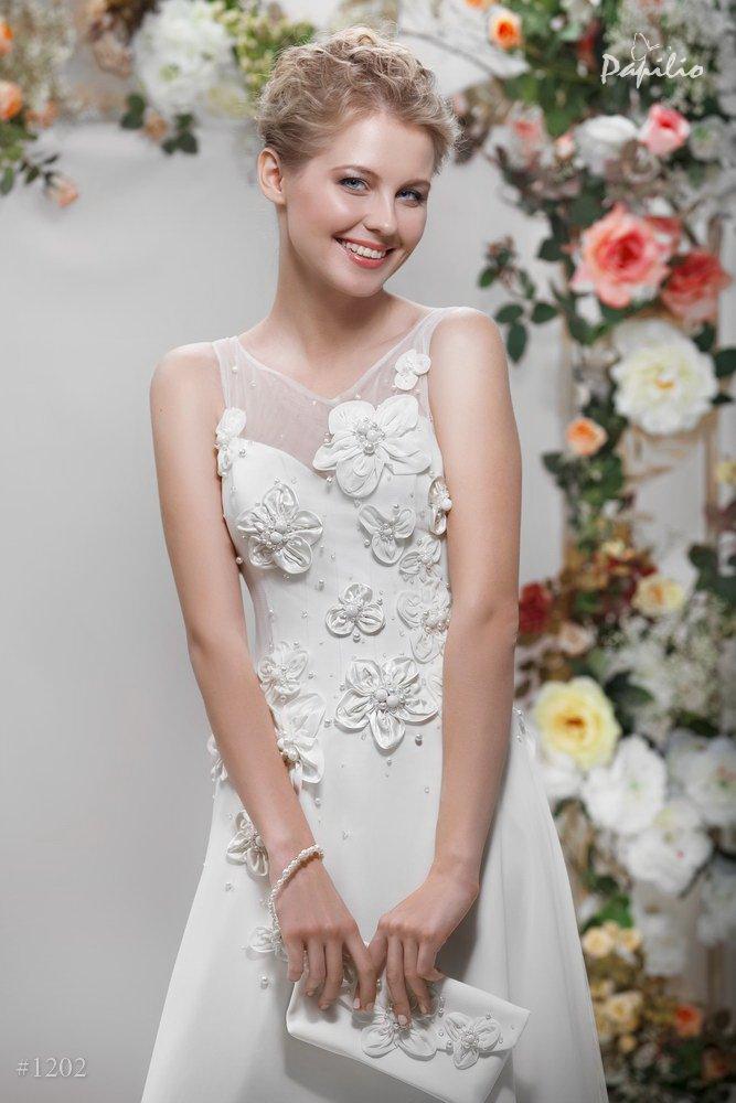 1202 suknia ślubna - Suknie ślubne