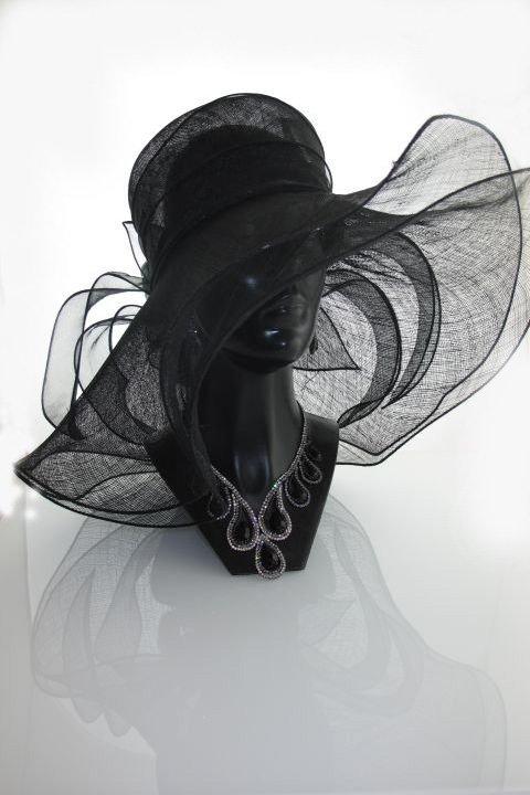 kapelusz wieczorowy 1
