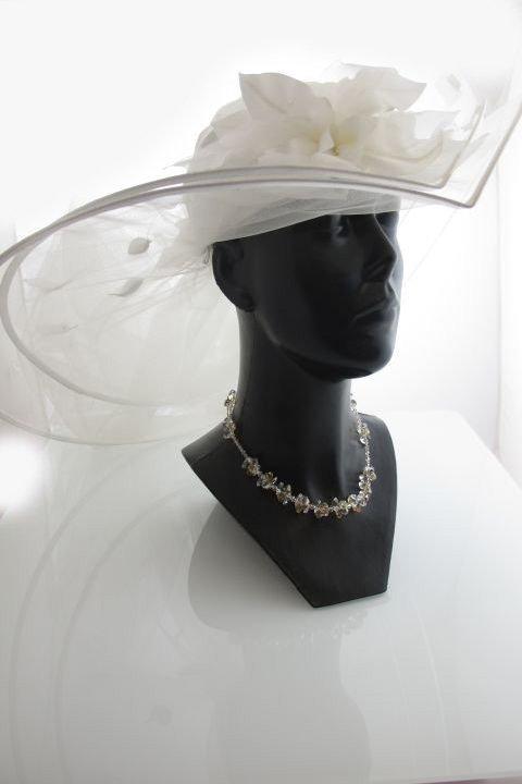 kapelusz ślubny 2