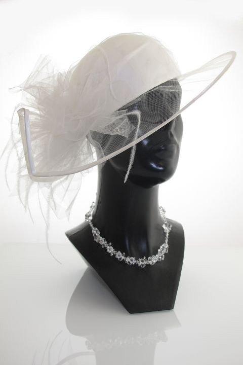 kapelusz ślubny 1