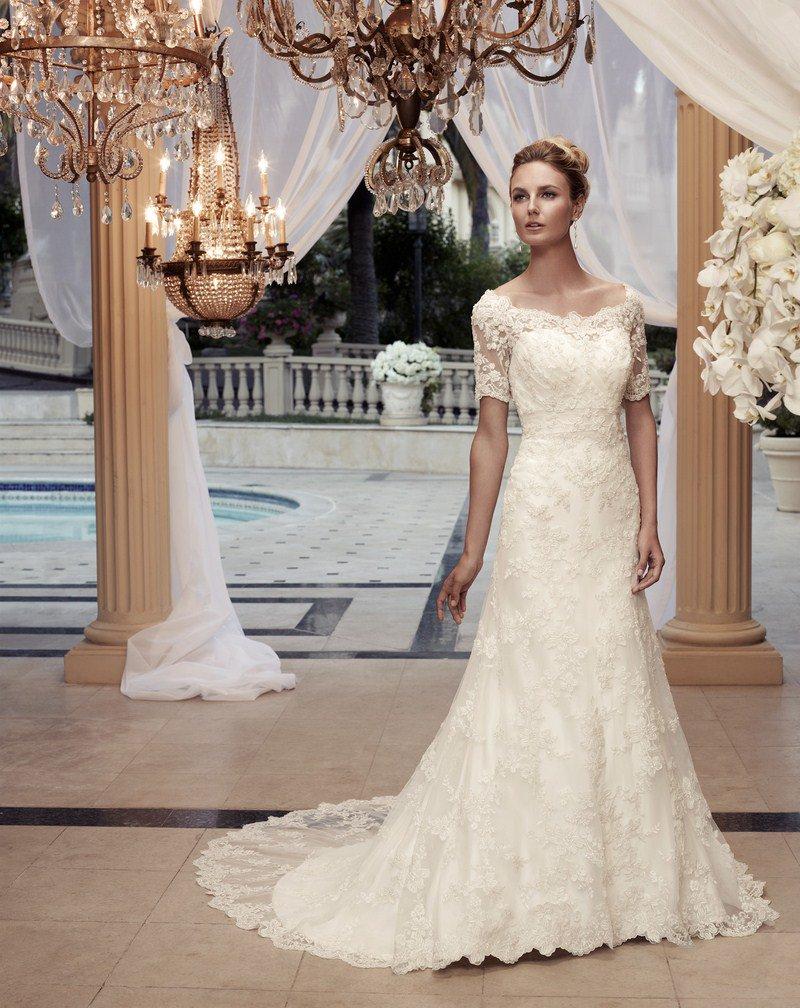2119 suknia ślubna