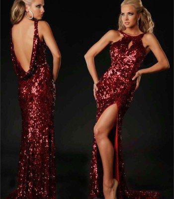3434 suknia wieczorowa