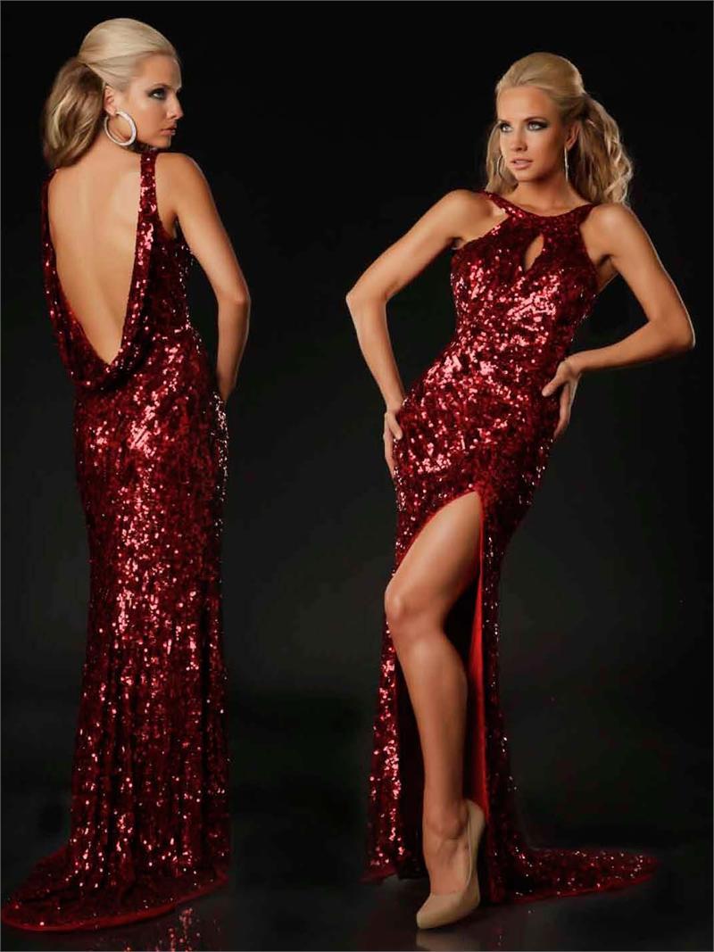 3434 suknia wieczorowa - Suknie wieczorowe