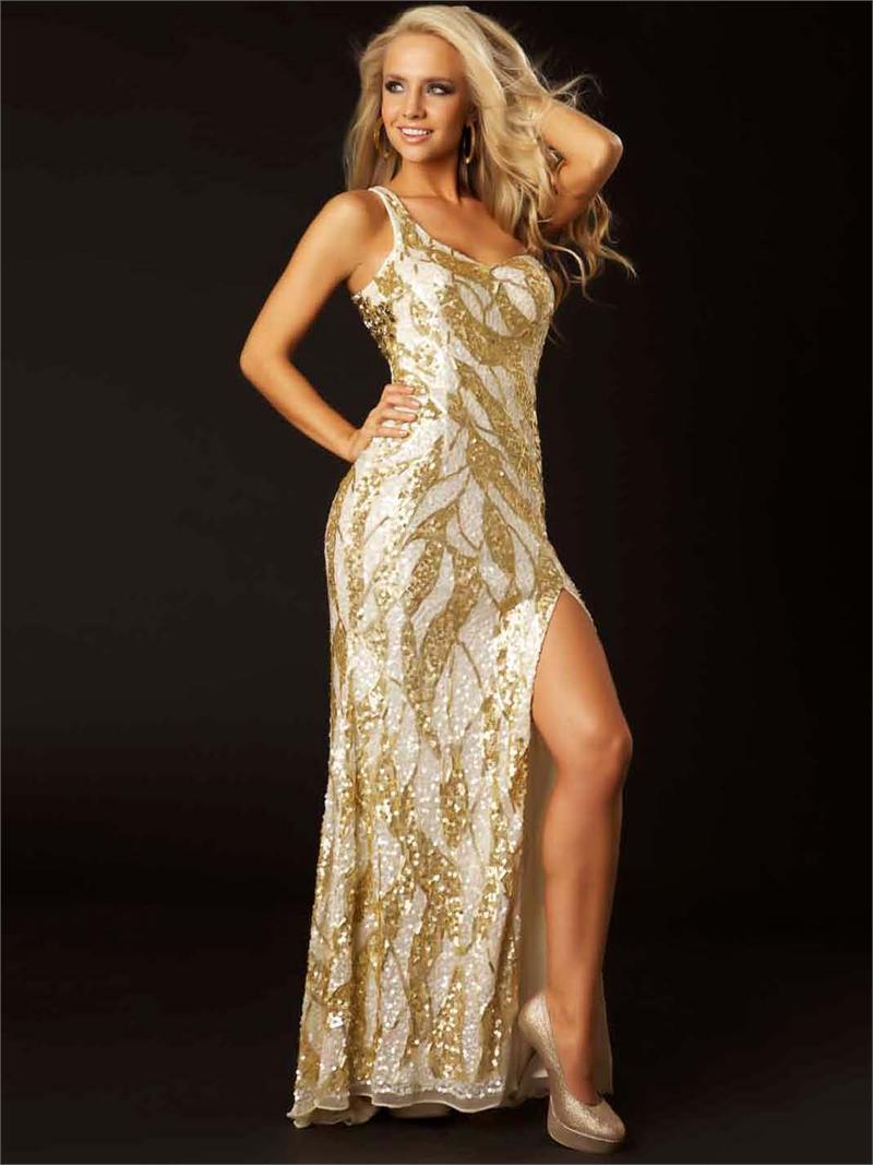 3487 suknia wieczorowa - Suknie wieczorowe