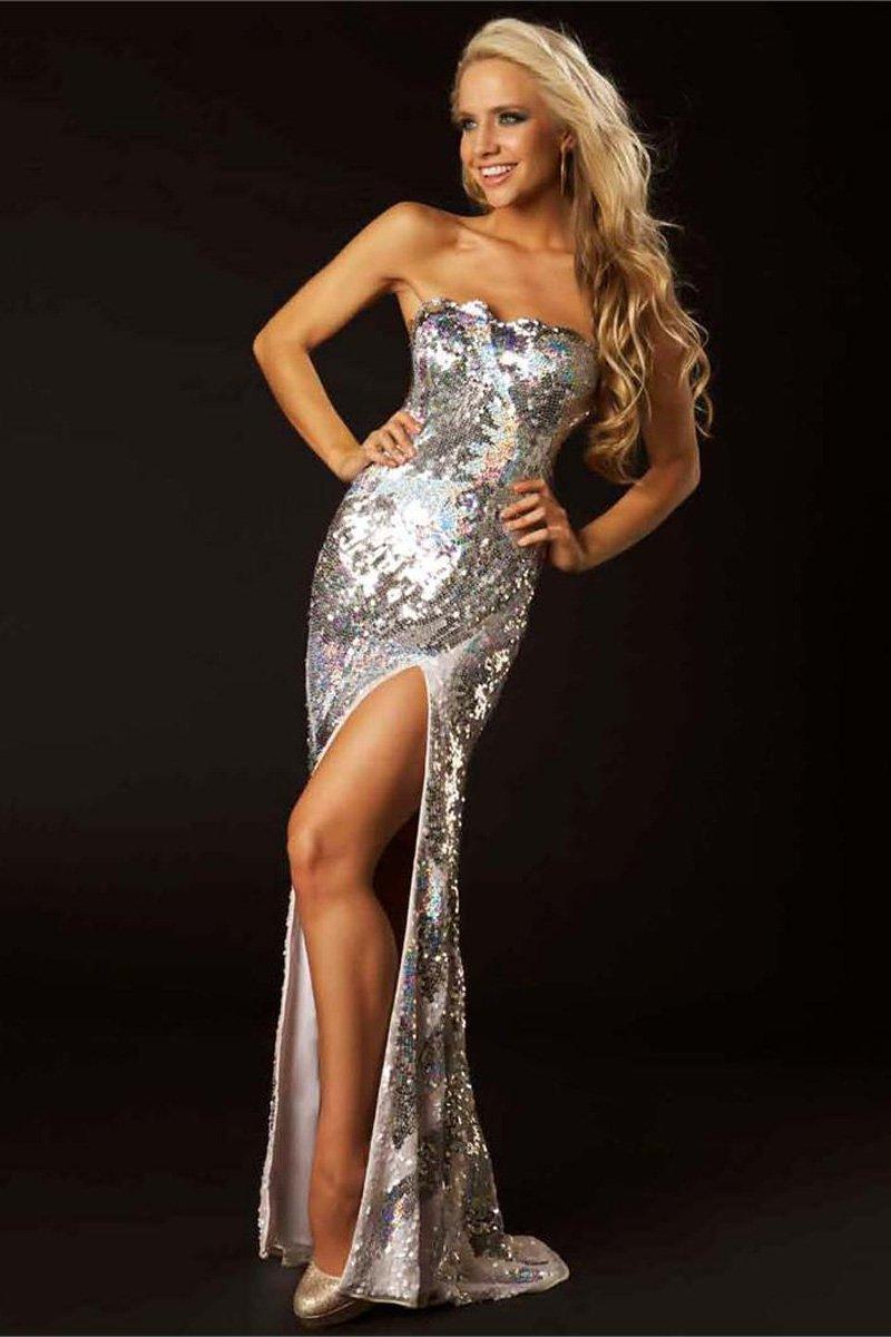 3560 suknia wieczorowa