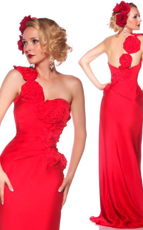 3567 suknia wieczorowa