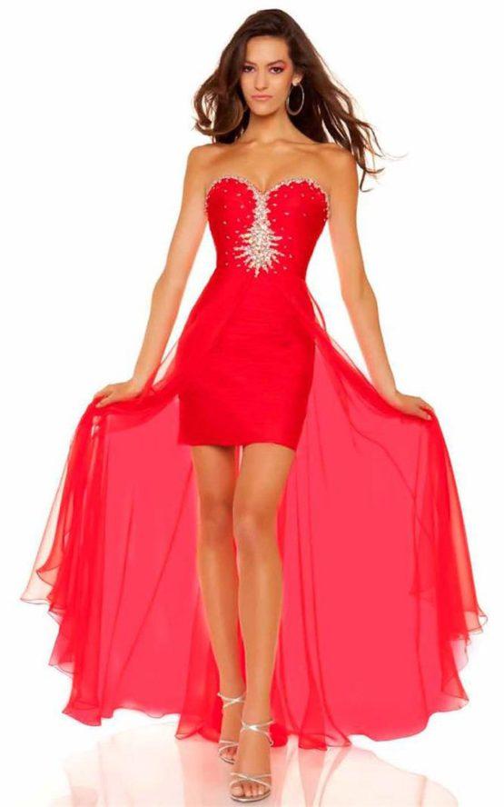 6367 suknia wieczorowa