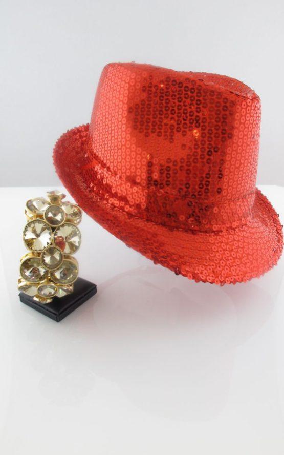 kapelusz z bransoletką 2