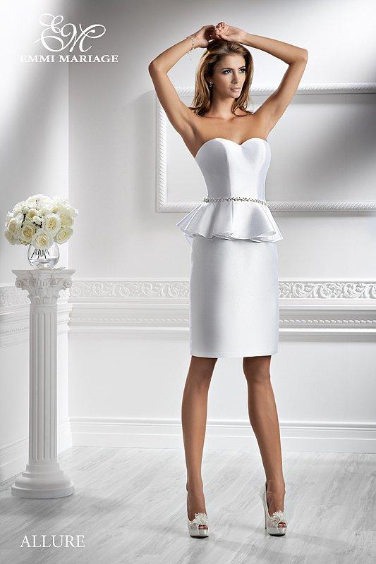 Allure  suknia ślubna