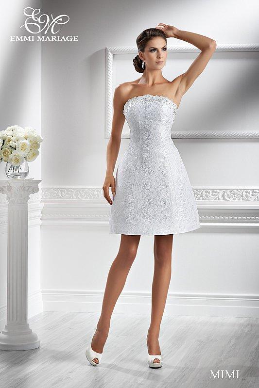 Mimi  suknia ślubna