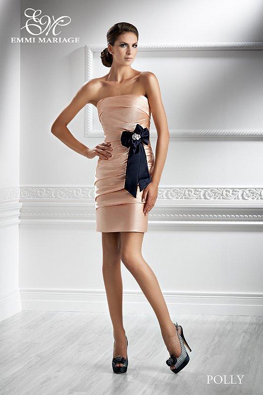 Polly  suknia ślubna - KRÓTKIE