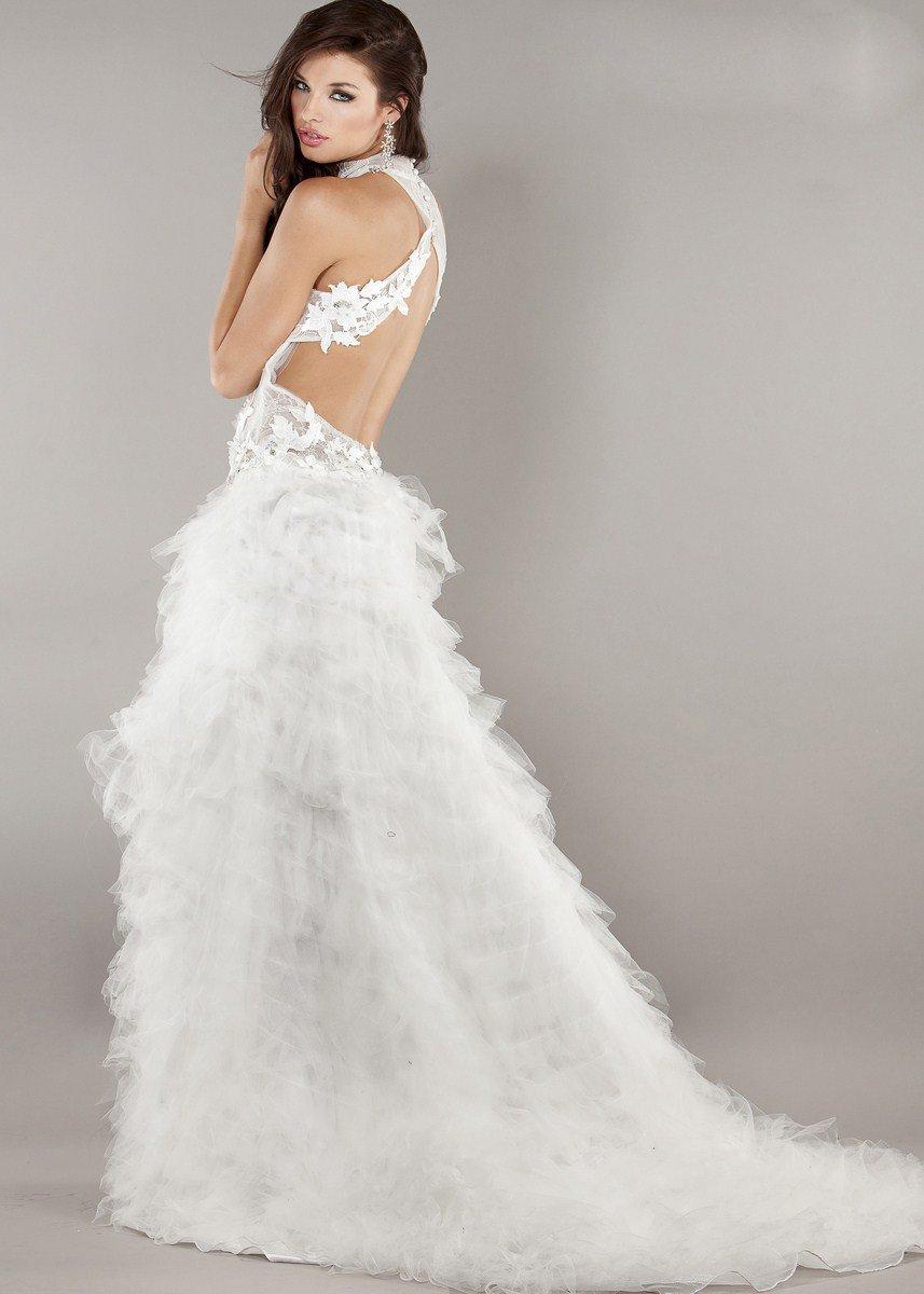 4863J suknia balowa - KRÓTKIE