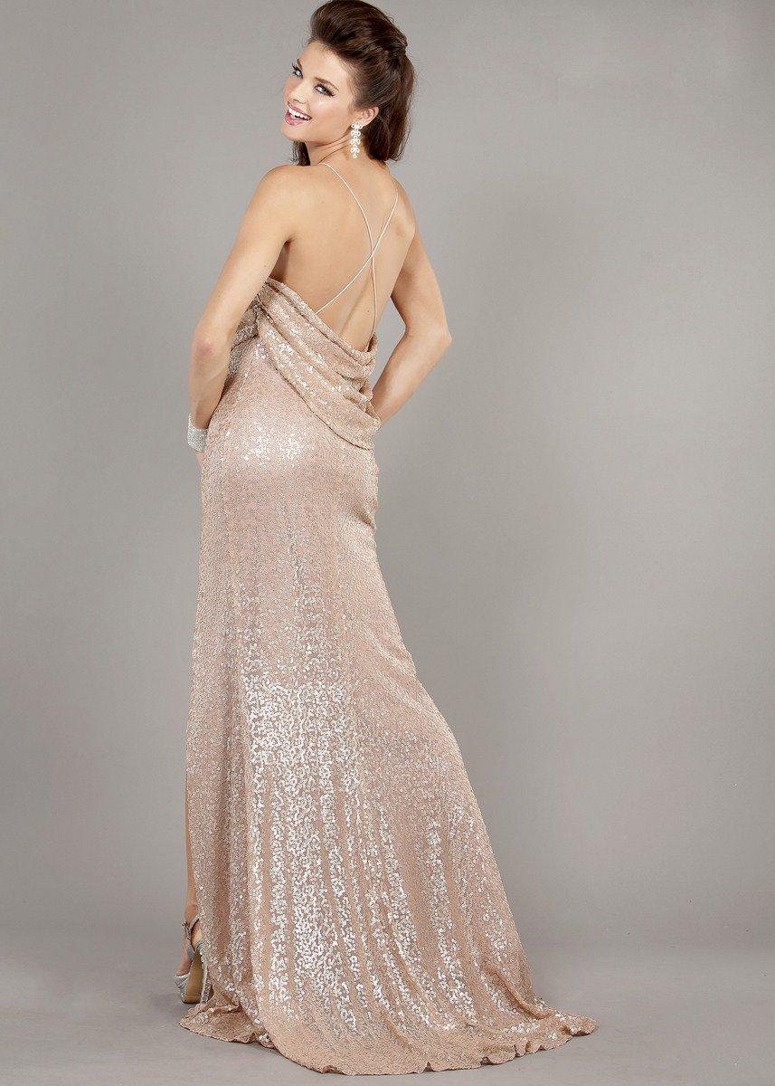 5871J suknia balowa - Suknie wieczorowe