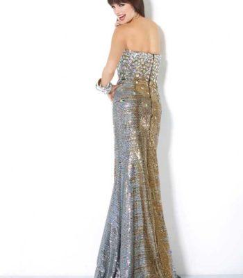 6394J suknia wieczorowa