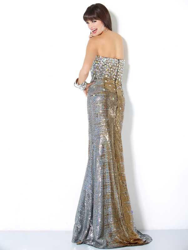 6394J suknia wieczorowa - Suknie wieczorowe