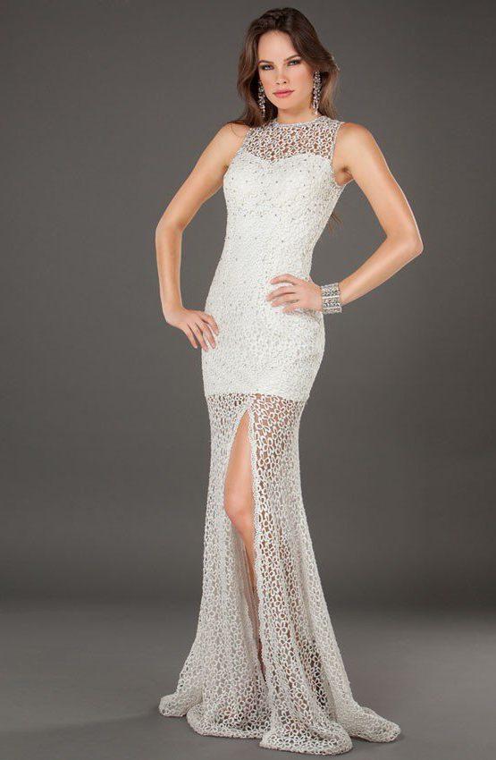 6569J suknia wieczorowa