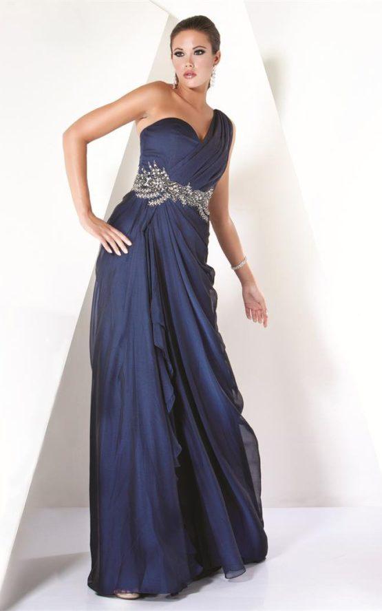9665J suknia sylwestrowa