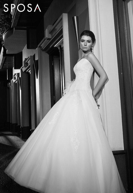 Foppers suknia ślubna - Suknie ślubne