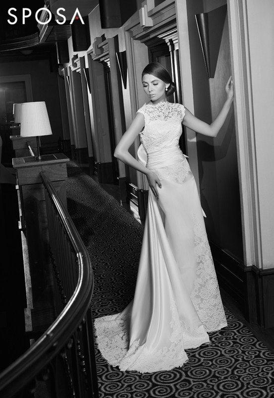 Georgia suknia ślubna - Suknie ślubne