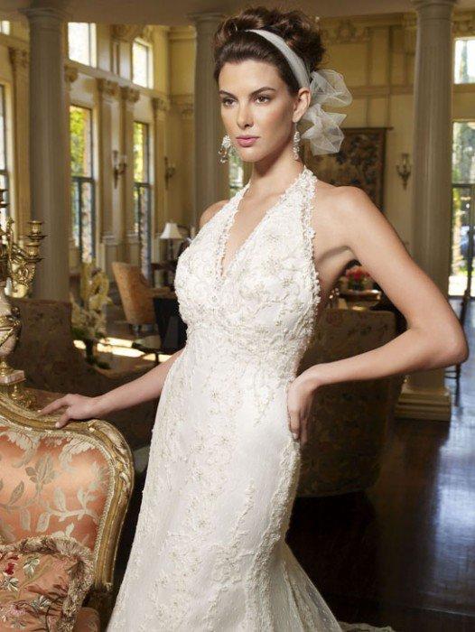 1960-1 suknia ślubna - EMPIRE
