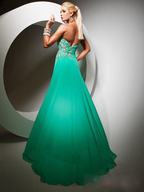 113506 suknia wieczorowa - Suknie wieczorowe