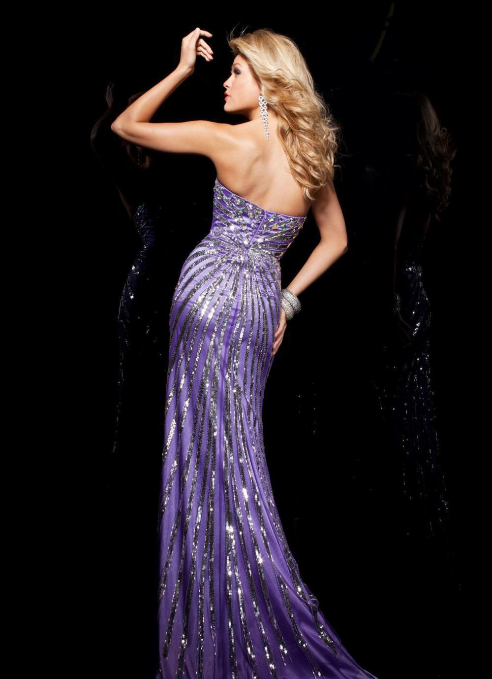 113709 suknia wizytowa - Suknie wieczorowe