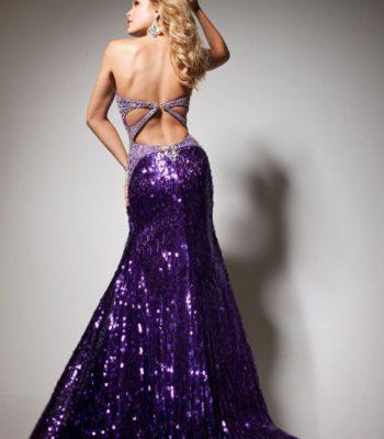 113711 suknia wieczorowa